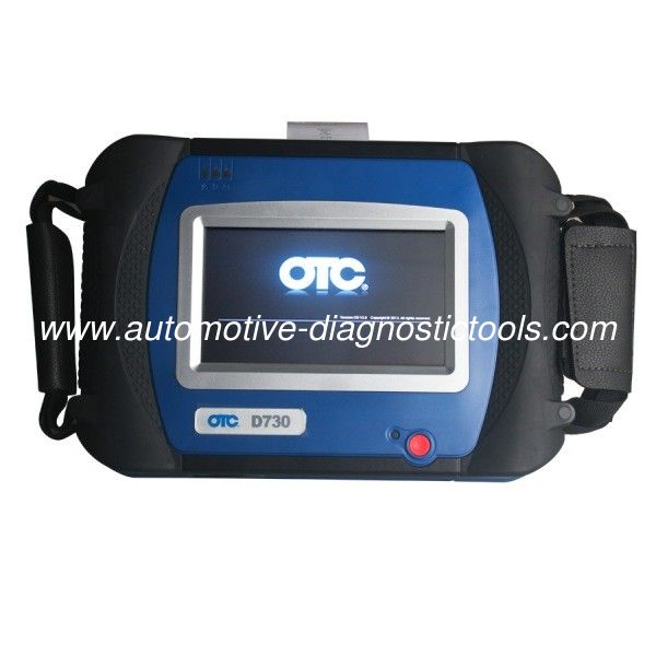 SPX AUTOBOSS OTC D730 Universal Auto Scanner Built In Printer Covers More Than 50 Vehicle Makes