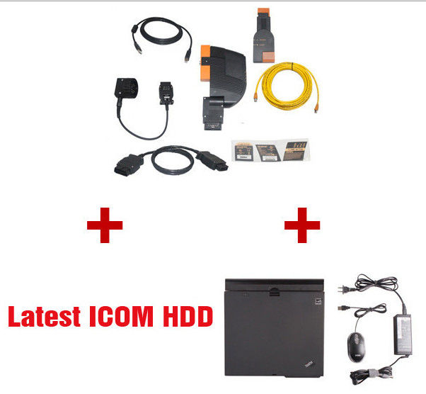 BMW ICOM Diagnostic Tools 2018 Latest Software Version Plus ThinkPad X61 Laptop Ready To Use