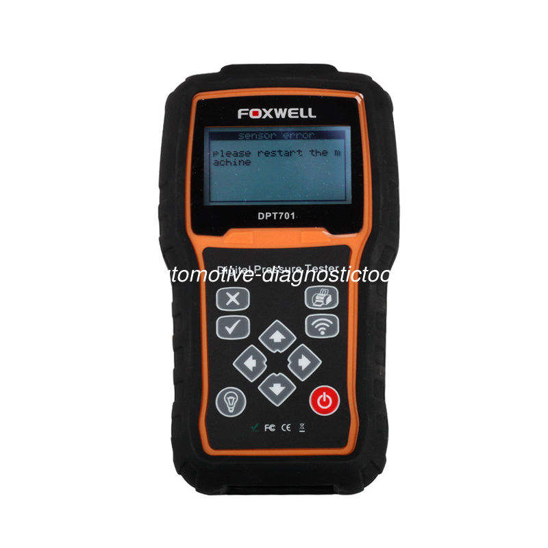 Foxwell DPT701 Digital Common Rail High Pressure Tester Automotive Diagnostic Tools