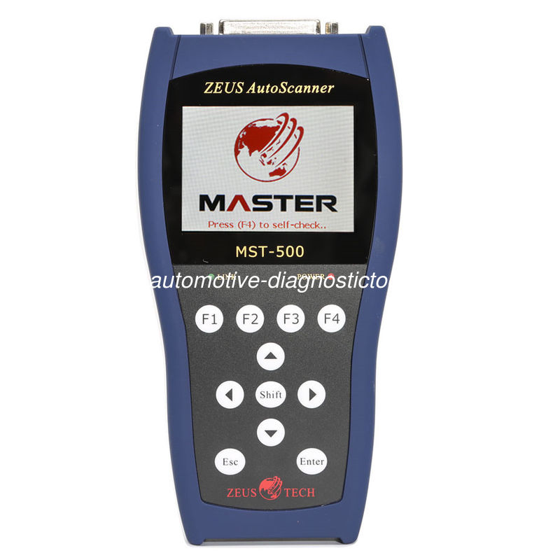 MASTER MST-500 Automotive Handheld Motorcycle Diagnostic Scanner Tool