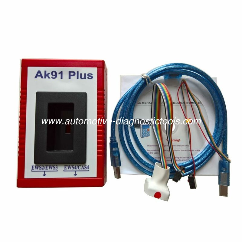 BMW AK91 Plus Auto  Key Programmer V4.00 for All BMW EWS Support EWS4.4