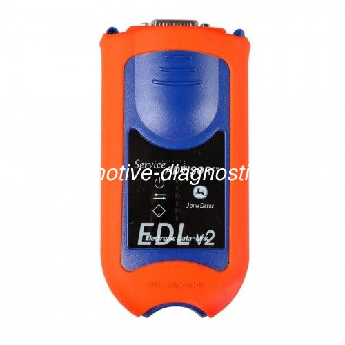 John Deere Service Advisor EDL V2 Auto Diagnostic Tools For Construction Equipment