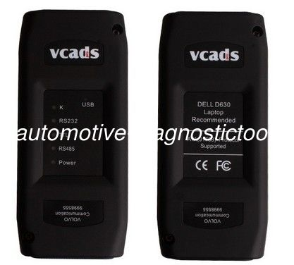 Volvo Pro 2.40 Version Volvo Truck Diagnostic Tool Read And Clear Fault Codes