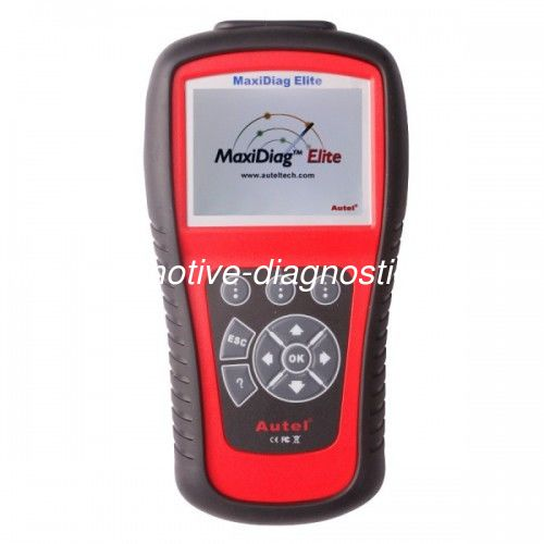 Autel Maxidiag Elite MD702 Diagnostic Tool , OBDII Code Scanner For European Vehicles