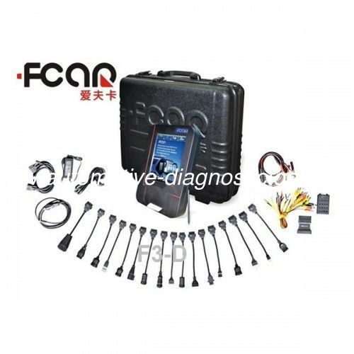 Multi-Functional Fcar F3-D Truck Diagnostic Scanner Tool For Heavy Duty Trucks
