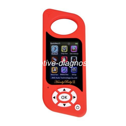 JMD Handy Baby 2 II Car Key Programmer Copy 4D/46/48 Chips Update Online Free