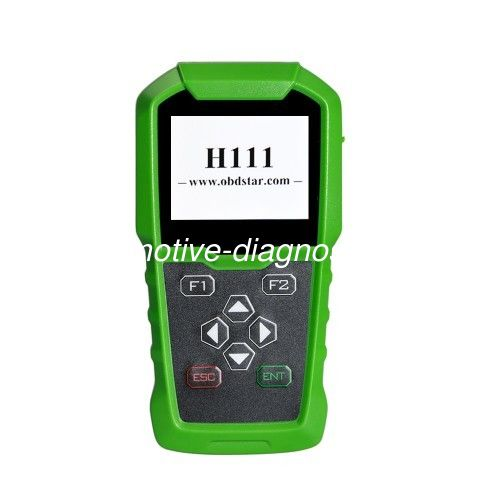 H111 Auto Key Programmer Cluster Calibration DC 12V One Year Warranty