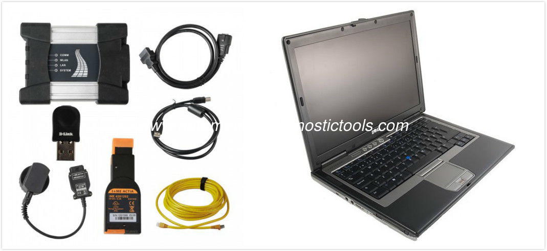 BMW ICOM NEXT BMW Diagnostic Tools Plus V2020.8 BMW ICOM Software SSD with Dell D630 Ready To Use