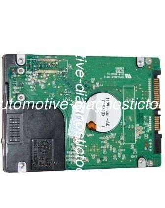 Mercedes Benz Star C3/C4 software For DELL D630 / T61 / E420 , 21 Languages