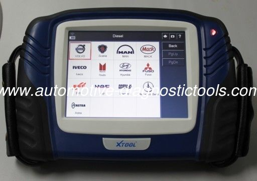 PS2 Heavy Duty truck diagnostic Tool for Caterpillar, Mitsubishi Fuso, Scania, Volvo Built in Printer .Update Free