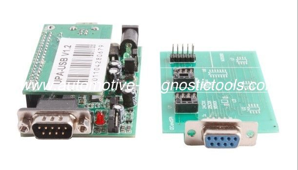 UPA USB Programmer V1.2 Version with Full Adaptors, Professional Auto ECU Programmer