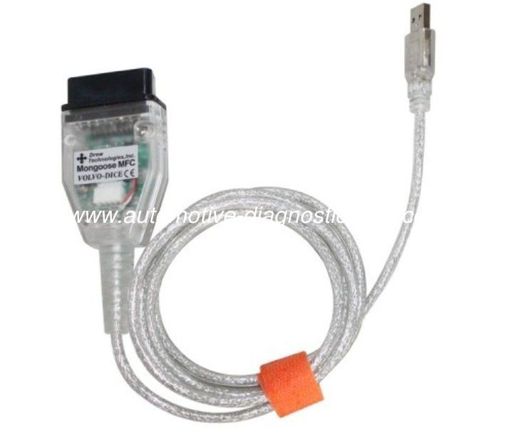 Mongoose For Volvo Vida Dice Diagnostic Cable Interface, Automotive Diagnostic Tools