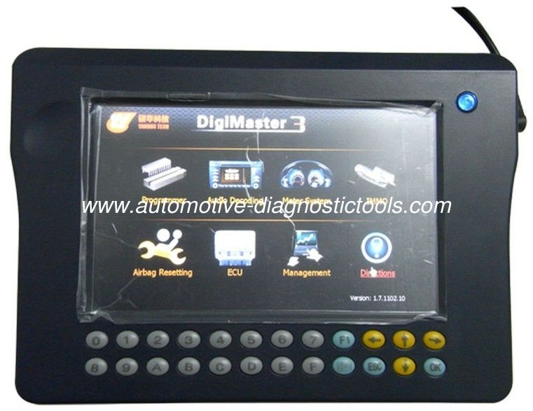 Odometer Correction Tool for ECU Programming