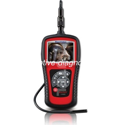 Maxivideo MV201 Inspection Camera Digital Videoscope , OBDII Code Scanner with LED