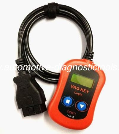 Professional  Pin Reader, Car Key Programmer for Audi, Seat, Skoda, VW