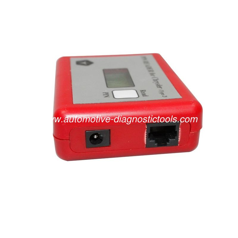 Car Locksmith Tools Pin Code Reader For Chrysler , Auto Key Programmer